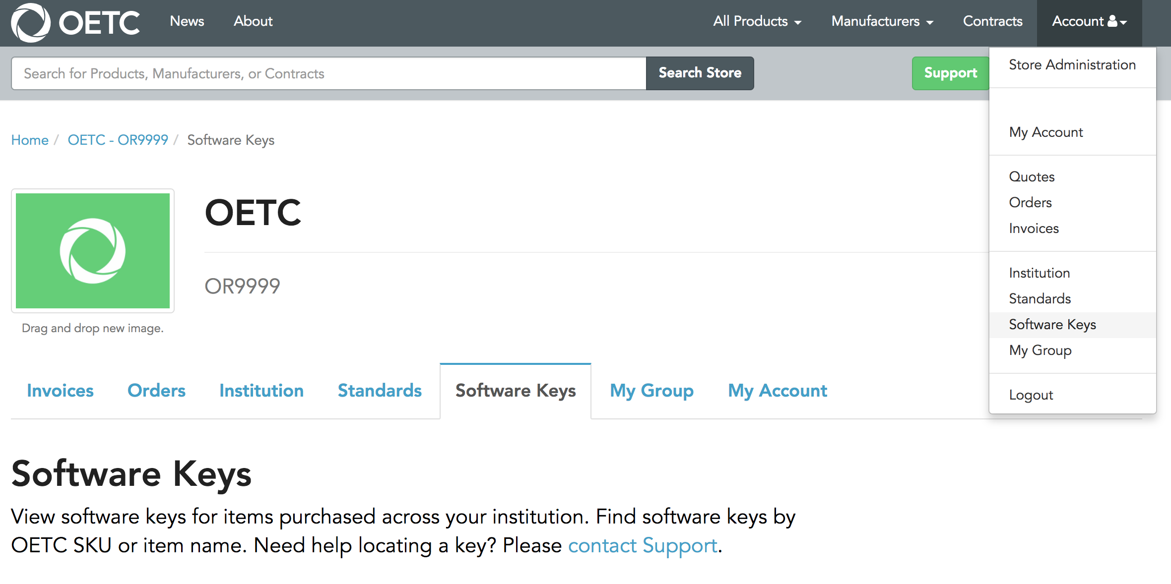 I lost my Microsoft license key  What do I do? – OETC